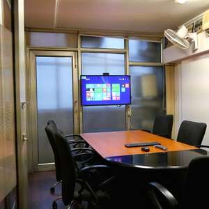 7 Seater Meeting Room in Nehru place