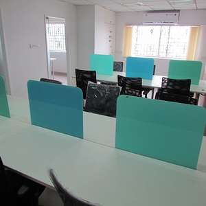 Bright and Attractive Coworking space in HSR Layout Sector 6, Bangalore